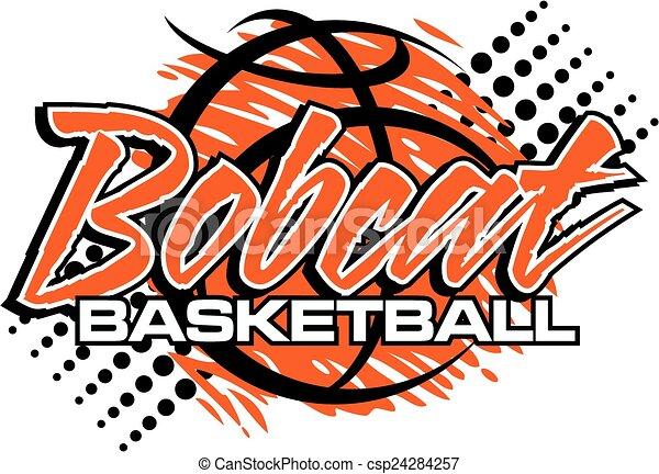 bobcat basketball - csp24284257
