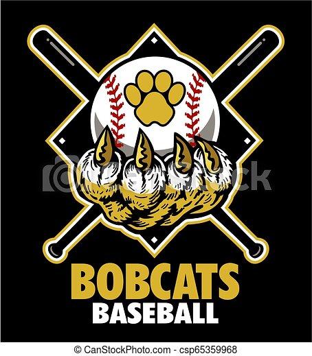 bobcats baseball - csp65359968
