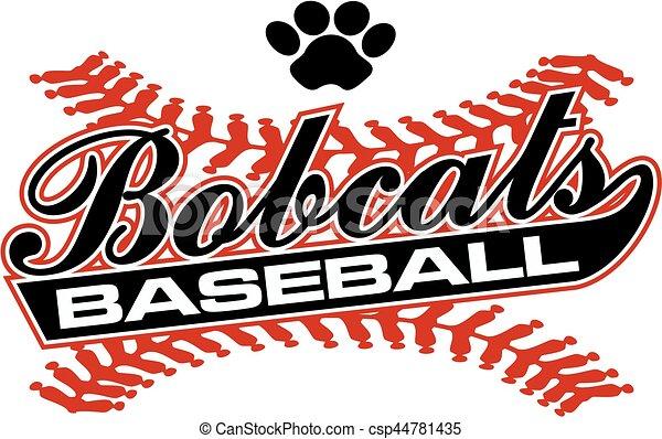 bobcats baseball - csp44781435