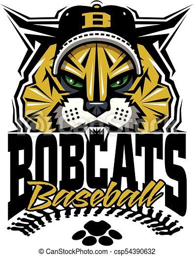 bobcats baseball - csp54390632