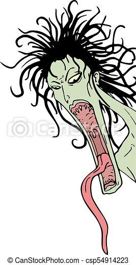 boca aberta monstro ulgy monstro ulgy criativo desenho boca