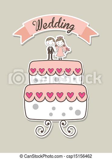 Diseño de bodas - csp15156462