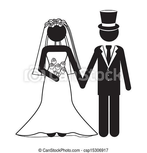 Diseño de bodas - csp15306917