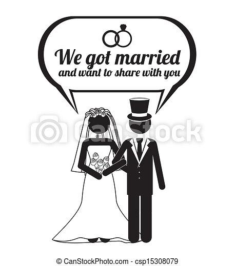 Diseño de bodas - csp15308079