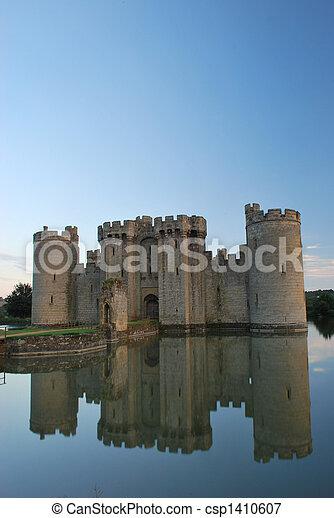 Bodiam Castle - csp1410607