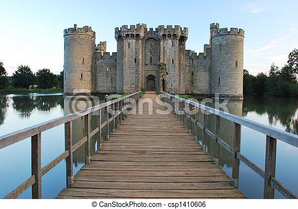 Bodiam Castle - csp1410606