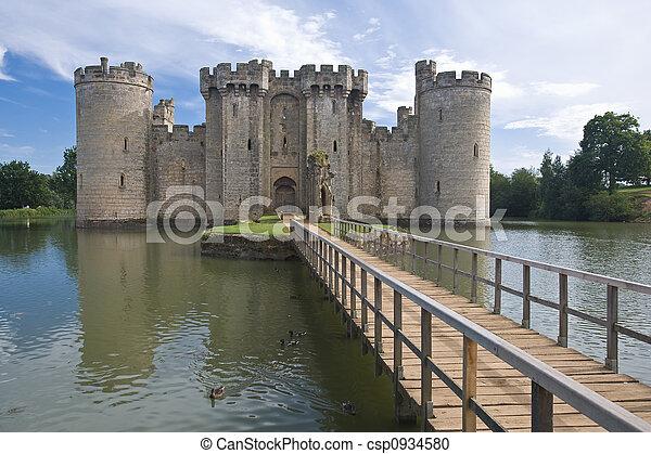 Bodiam Castle - csp0934580