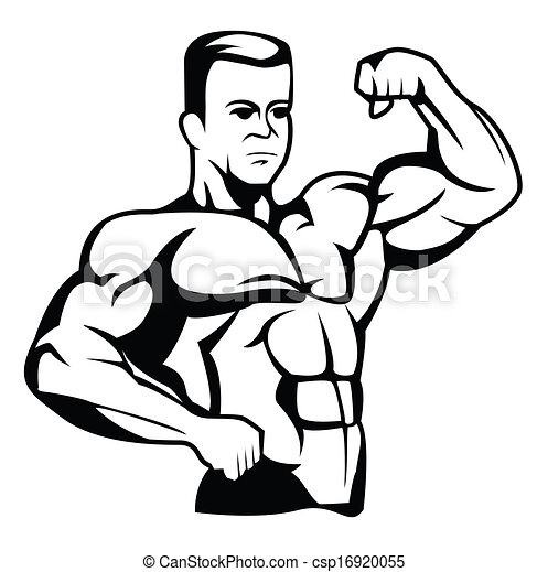 body builder clipart vector search illustration drawings and eps rh canstockphoto com graphic clip art images graphic clip art printable