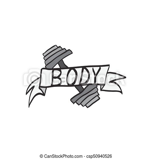 Body Building - csp50940526