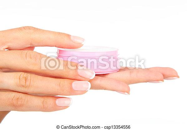 Body Care - csp13354556