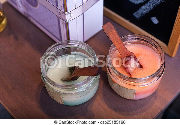 Body scrub - csp25185166