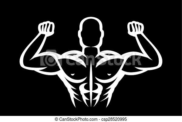 Bodybuilder - csp28520995