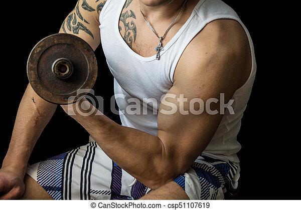 bodybuilder - csp51107619