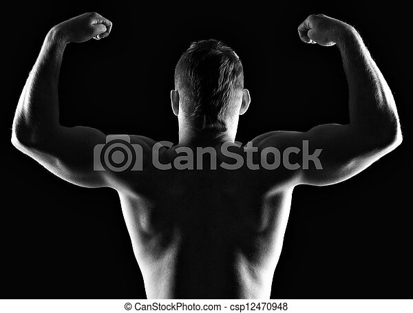 Bodybuilder - csp12470948