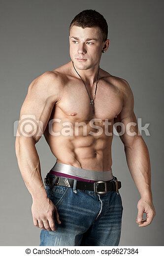Bodybuilder - csp9627384
