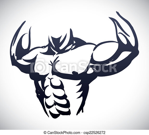 Muscle Building  Graphic