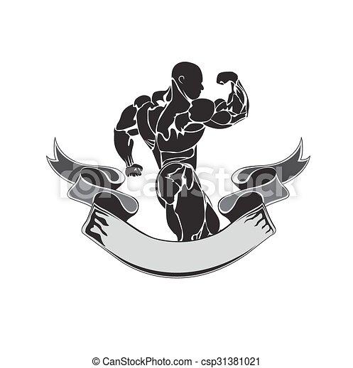 Bodybuilding - csp31381021