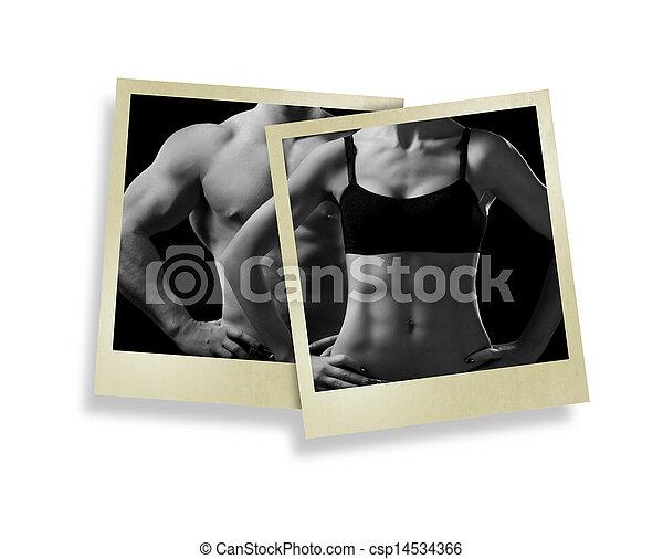 Bodybuilding - csp14534366