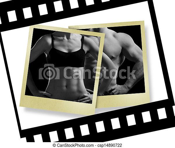 Bodybuilding - csp14890722