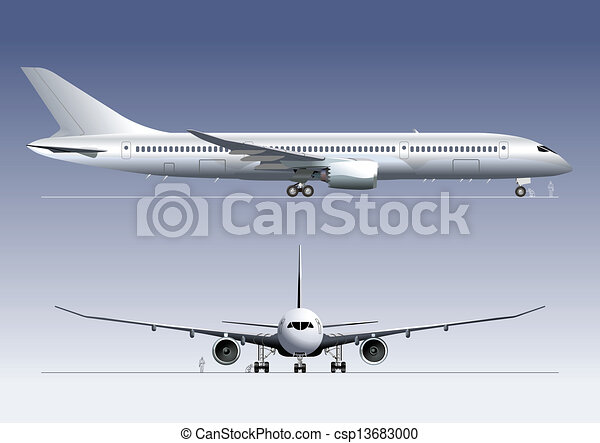 Boeing-787 DreamLiner - csp13683000