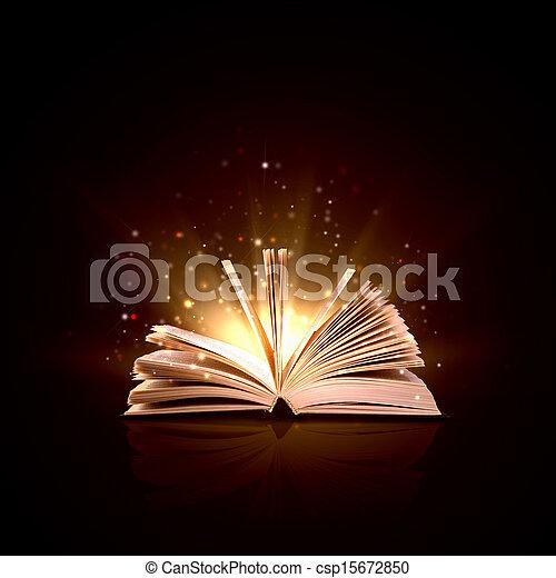 boek, magisch - csp15672850