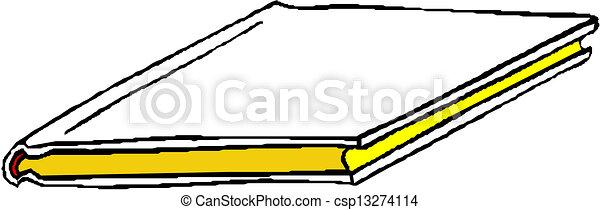 boek - csp13274114