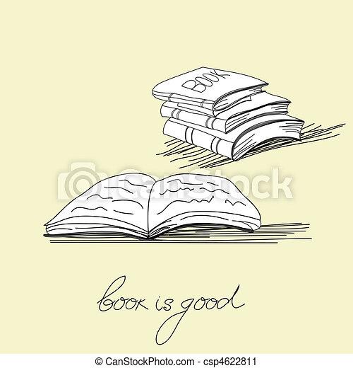 boek - csp4622811