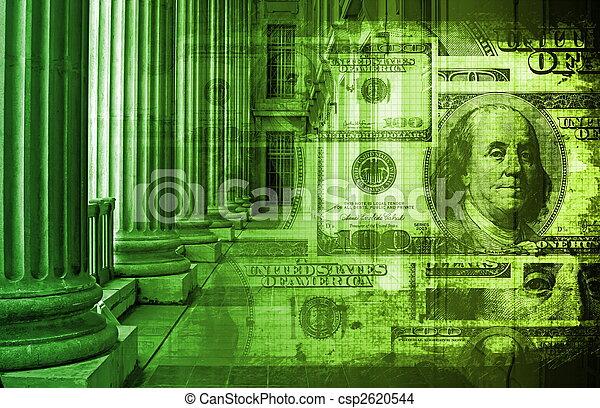 boekhouding, financiën - csp2620544