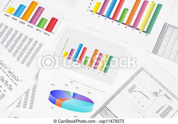 boekhouding - csp11479373