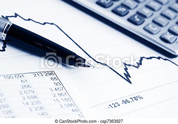 boekhouding - csp7363927
