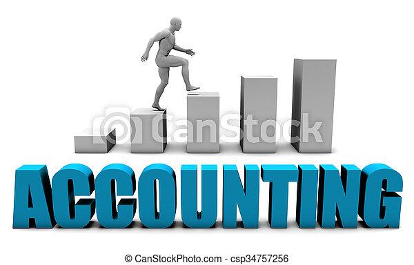 boekhouding - csp34757256