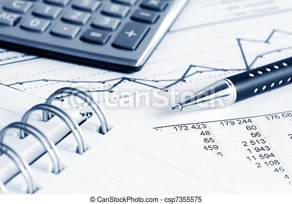 boekhouding - csp7355575