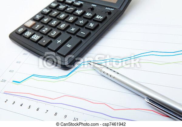 boekhouding - csp7461942