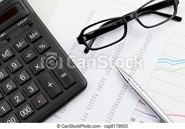 boekhouding - csp8179503