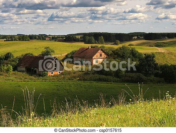 boerderij - csp0157615