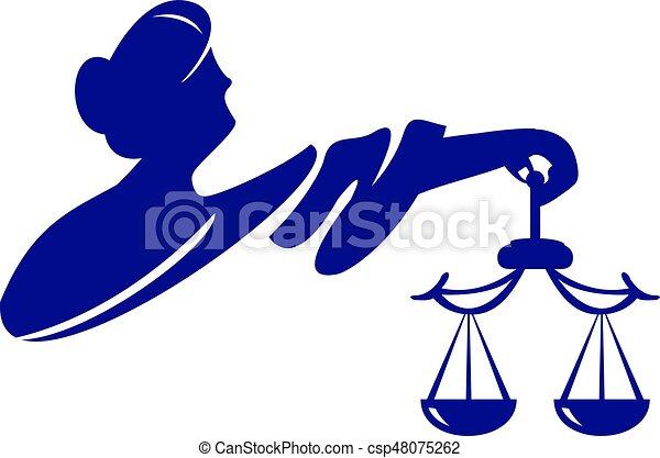 bogini, themis, illustration., justice., femida, wektor - csp48075262