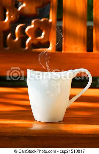 Morgenkaffee - csp21510817