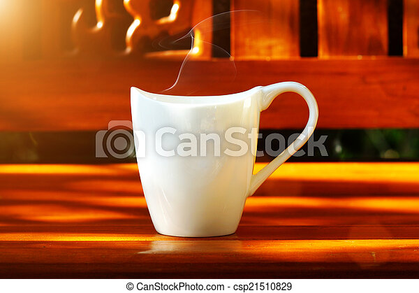 Morgenkaffee - csp21510829
