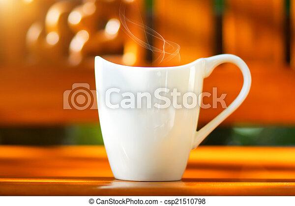 Morgenkaffee - csp21510798
