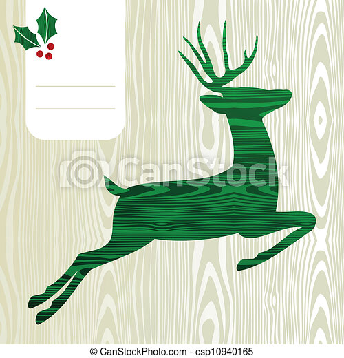 Bois Cerf Silhouette Noel Bois Fichier Coloring Pose Couches
