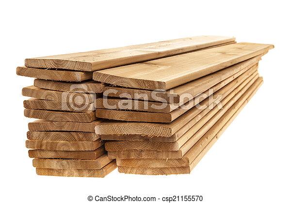 bois, entassé, cèdre, conseils - csp21155570