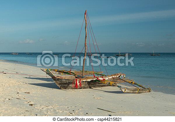 bateau zanzibar