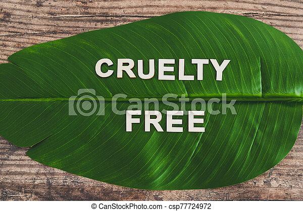 bois, feuille, texte, banane, exotique, gratuite, sommet, lettres, cruauté - csp77724972