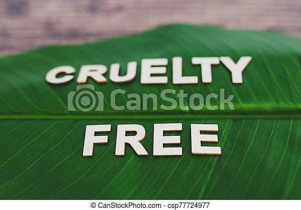 bois, feuille, texte, banane, exotique, gratuite, sommet, lettres, cruauté - csp77724977