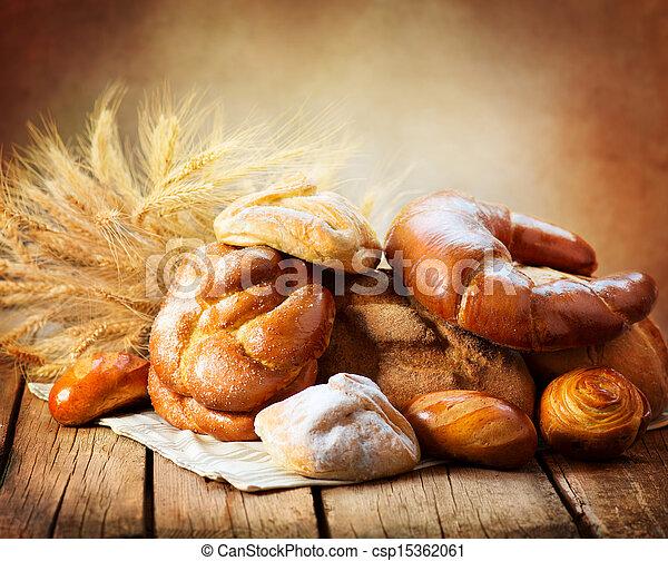 Bois gerbe boulangerie divers table pain image de stock recherchez photos et clipart - Boulangerie fontenay sous bois ...