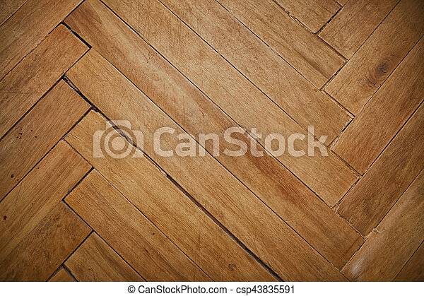 bois parquet gratt vieux vieux bois port plancher photographies de stock. Black Bedroom Furniture Sets. Home Design Ideas