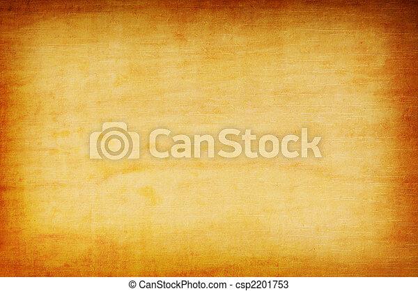 bois, résumé, grunge, fond - csp2201753
