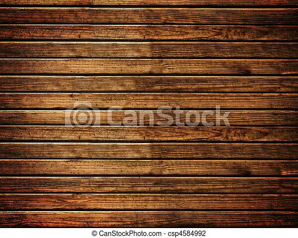 bois, -, texture - csp4584992