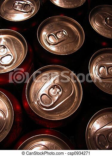 boisson, sommets, boîte - csp0934271
