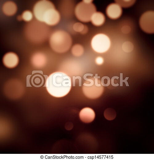 bokeh abstract background.  - csp14577415